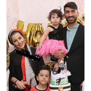 عکس خانواده بیرانوند