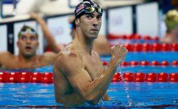 عکس مایکل فلپس (Michael Phelps)