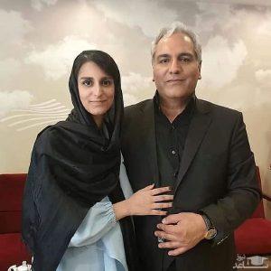عکس مهران مدیری و دخترش